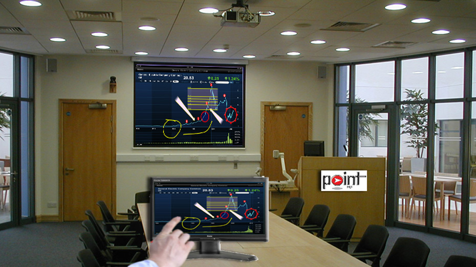 POINT-HD Trainer Meeting Room