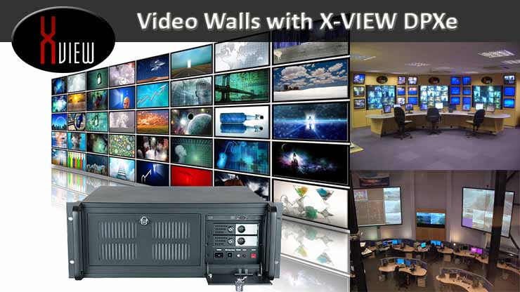 X-View Videowalls